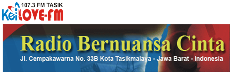 Radio keilove 107.3 FM Tasikmalaya Indonesia