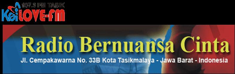 Radio keilovefm Tasikmalaya Indonesia