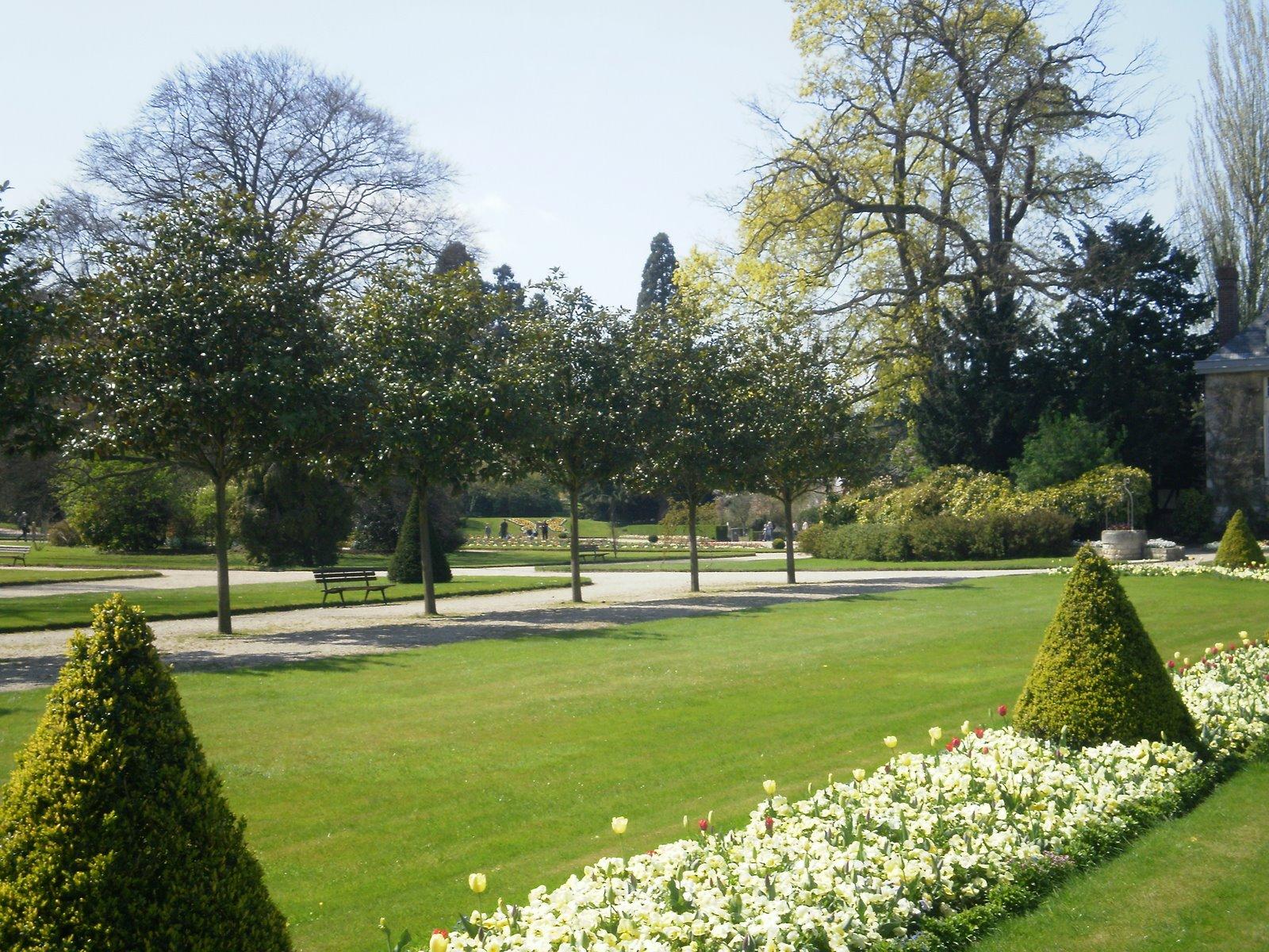Promenade au jardin des plantes what a wonderful world for Plante au jardin
