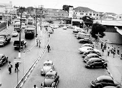 FOTO DO PÁTEO DO MERCADO DE SÃO MIGUEL NA DÉCADA DE 70