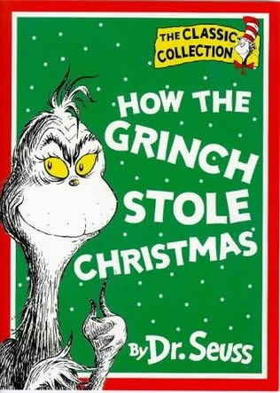 book report how the grinch stole christmas