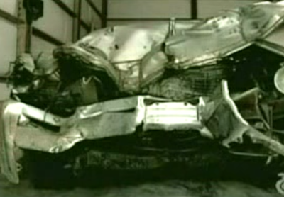 Car Crash Jayne Mansfield Car Crash Site