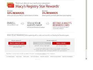 Macy's Bridal Registry : Wedding Registry & Gifts