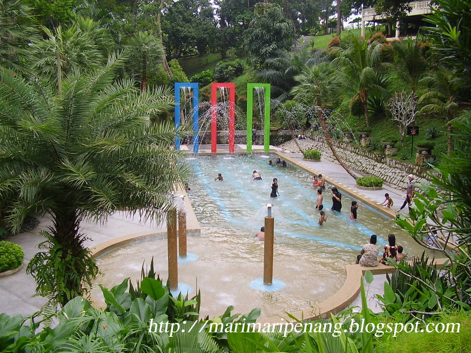 Mari Mari Penang Penang Youth Park Taman Belia