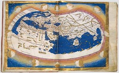 Amazing Old World Maps