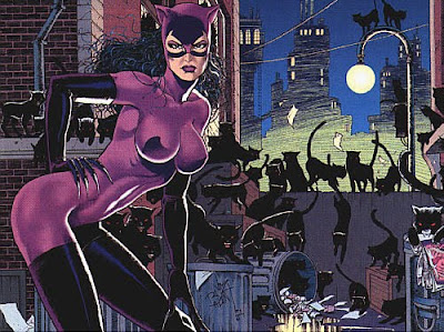 Batman Arkham City Catwoman Skins