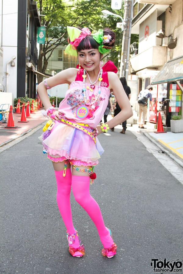 The Lounge Blog Super Cute Kawaii Harajuku Girls Come To London