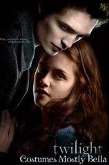Twilight Costumes Mostly Bella