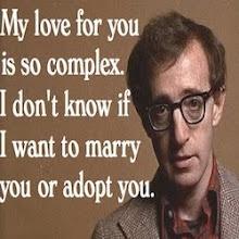 It's Woody Allen!