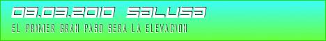 EL PRIMER GRAN PASO SERA LA ELEVACION