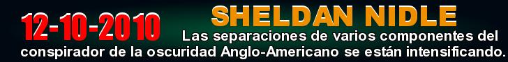 CONSPIRADOR ANGLO-AMERICANO