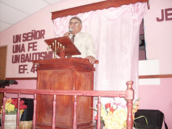 Hno. José Luis Castruita