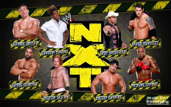 WWE Collection  WWE NXT   August 3rd 2010
