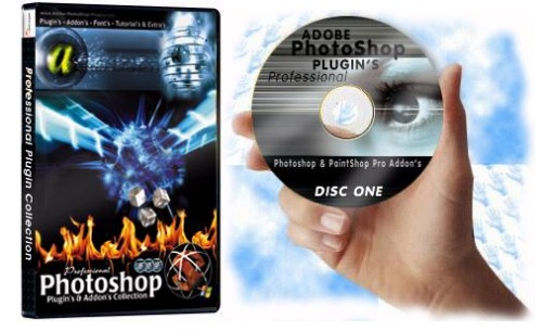 Adobe Photoshop Plugins Collection 2011
