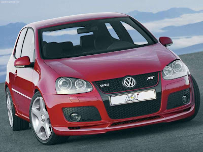 fast car wallpapers. ABT VW Polo (2005)