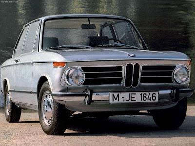 1968 Bmw 2002. 1968 BMW 2002