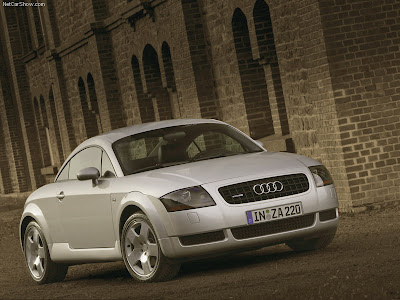 Audi Tt Roadster Wallpaper. 1999 Audi TT Coupe