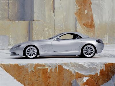 2004 Mercedes Benz Grand Sports Tourer Vision R Concept. 1999 Mercedes Benz Vision Slr