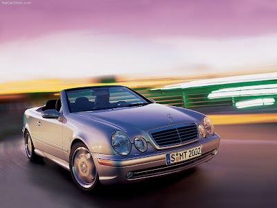 Mercedes Benz Clk Amg. Mercedes-Benz CLK55 AMG