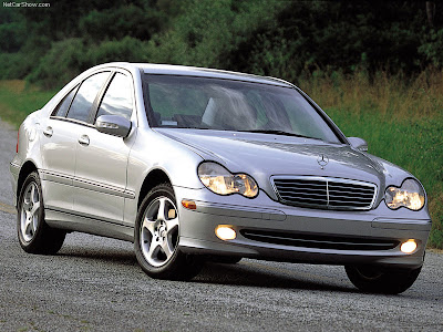 mercedes c class. Mercedes-Benz C-Class
