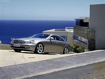 mercedes sls wallpaper. Mercedes-Benz CLS500