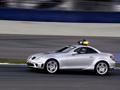 2004 Mercedes-Benz SLK55 AMG F1 Safety Car