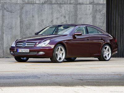 benz wallpaper. 2009 Mercedes-Benz CLS 280