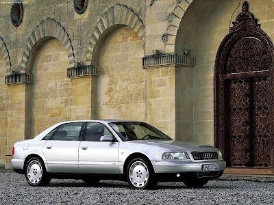 2001 Audi A8 L 6.0 quattro