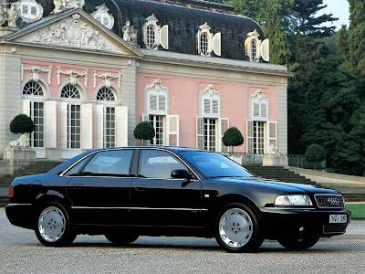audi a8 wallpaper. 2000 Audi A8 L 6.0 Quattro.