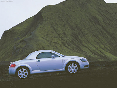 Audi Tt Roadster Wallpaper. 2000 Audi Tt Roadster