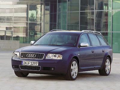 2002 Audi S6 Avant
