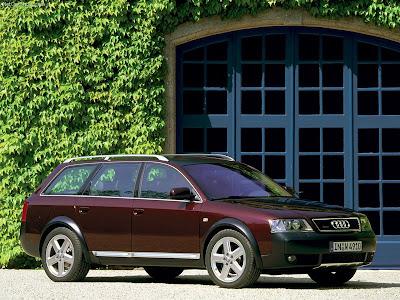 Audi All Road 2002. 2002 Audi allroad quattro 4.2