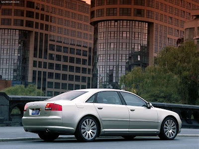 2003 Audi A8 L 4.2 quattro