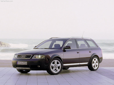 2003 Audi All road 1.8T quattro Images
