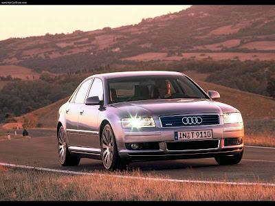 audi a8 wallpaper. 2004 Audi A8 3.7 Quattro.