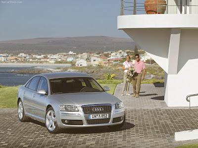 2005 Audi A8 4.2. 2005 Audi A8 4.2 TDI quattro