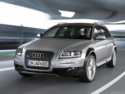 2009 Audi A6 allroad quattro