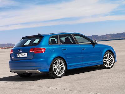 Audi S3 (2010). S3 Sportback Tfsi Quattro Black Edition