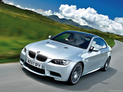 2008 BMW M3 Coupe US-Version