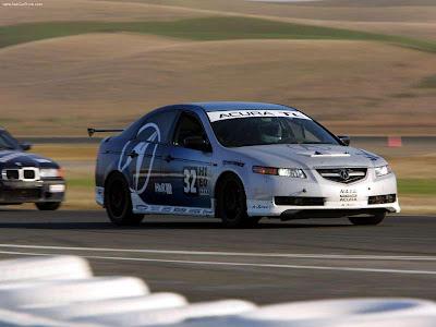 Acura TL 25 Hours of Thunderhill (2004)
