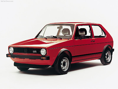 1976 Volkswagen Golf I Gti. 1976 Volkswagen Golf I Gti.