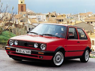 1983 Volkswagen Golf Ii Gti. [1983]GOLF 2 GTI:
