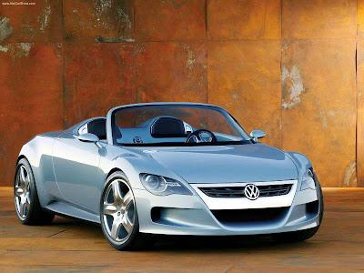 1998 Jaguar Xk180 Concept. 1998 Volkswagen W12 Concept