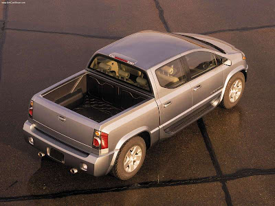 2000 Dodge Maxx Concept