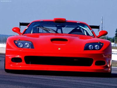 f2004 wallpaper. Ferrari 575 GTC 2003. Año 2003. Creador Ferrari Modelo 575 GTC