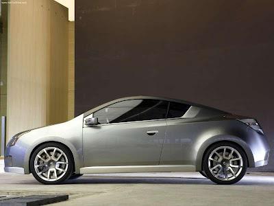 2005 Nissan Zaroot Concept. 2005 Nissan AZEAL Concept