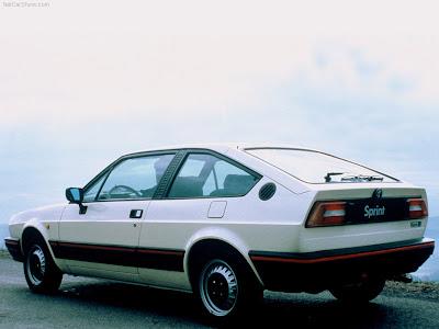 1983 Alfa Romeo Alfasud Sprint Quadrifoglio Verde