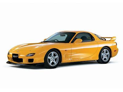 1999 Mazda Rx7 Mazda Cars