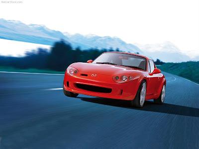 2001 Mazda MX-5 MPS Concept