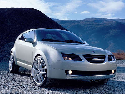 2002 Saab 9-3X Concept Car photos PICS